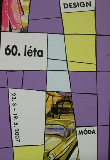 60. léta - výstava v Brně