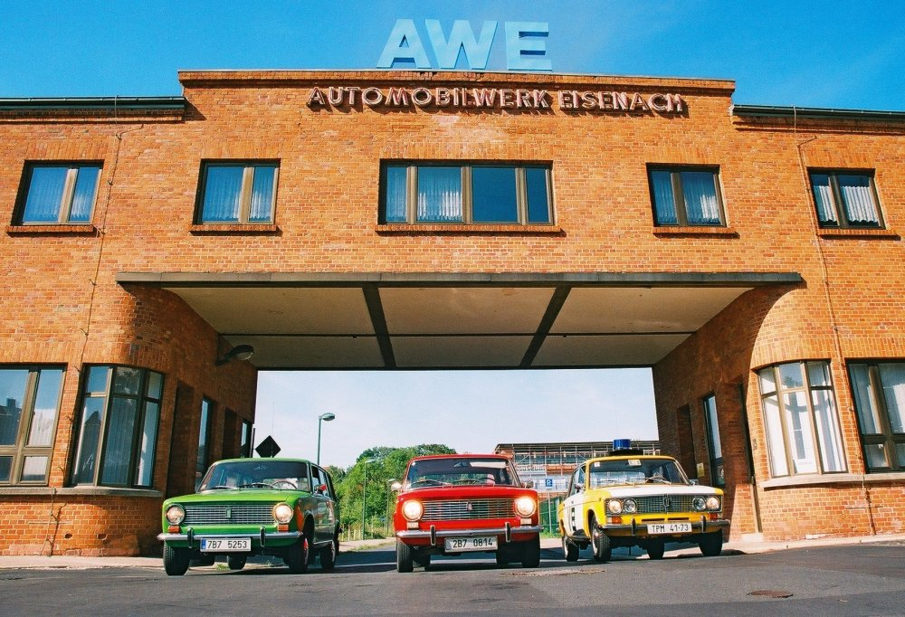 Muzeum AWE – Automobile Welt Eisenach