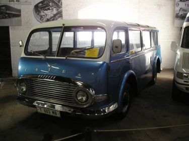 Muzeum dopravy Bratislava