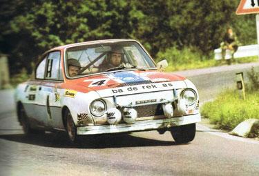 Od Škoda rallye k Rallye Bohemia