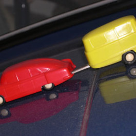 Dobové hračky - každý si rád hraje