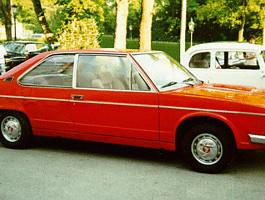 Kopřivnická novinka – Tatra 613 Vignale