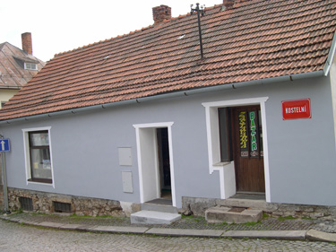 Malé muzeum velkého veteránisty