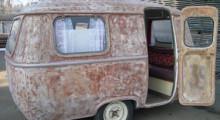 Karosa Dingo - pohodová renovace