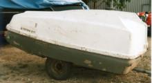 Přívěsný vozík Camping Car