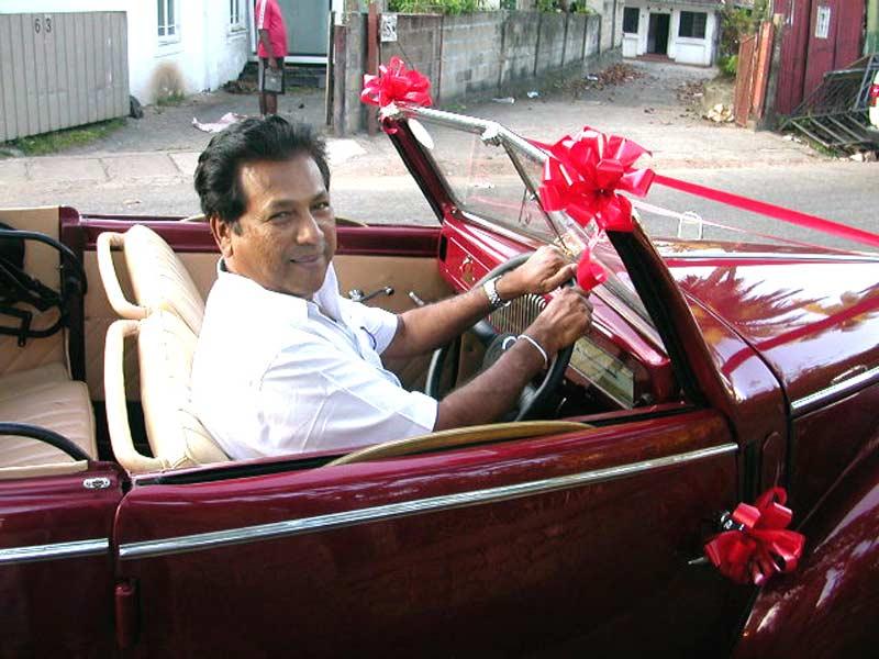 Škoda 1101 Tudor na Sri Lance