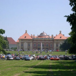 XIII. Oldtimer Festival Slavkov