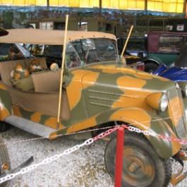 Veteran Museum Bítov