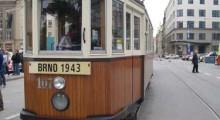 Dopravní nostalgie v Brně