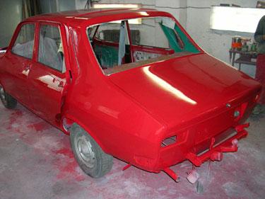 Dacia 1300 ako veterán