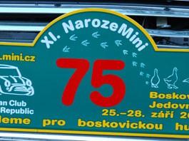XI. NarozeMini - Jedovnice u Brna