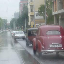 Vzpomínkové dny MHD v Brně