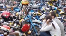 V ráji 331 mopedů