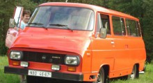 Škoda 1203 podujatie