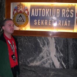 Cílová jízda Autoklubu ČR