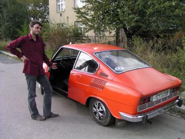 Prodám Škodu 110R