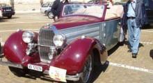 Svátek Bugatti v Praze