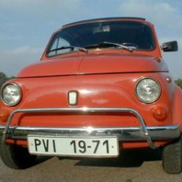 Můj Fiat 500