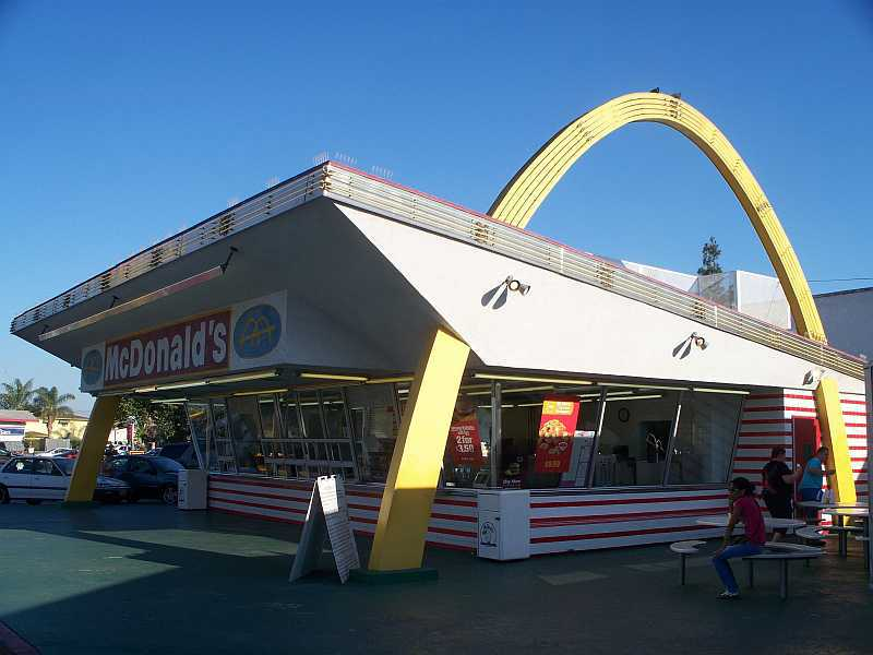 Nejstarší McDonald's