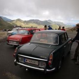 Alpenfahrt 2010
