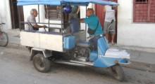 Československé stroje na Kubě