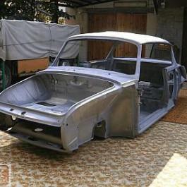 Renovace Škody MBX