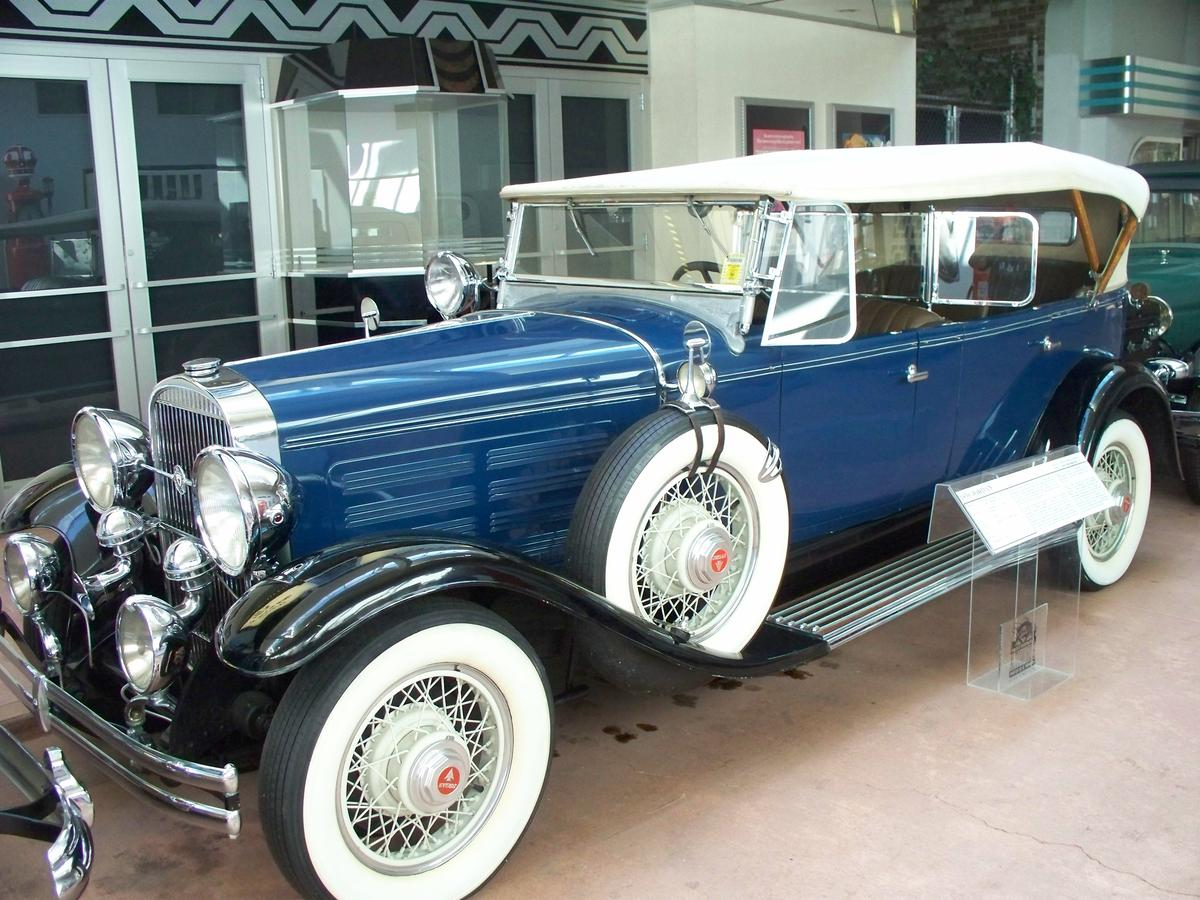 National Automobile Museum Reno