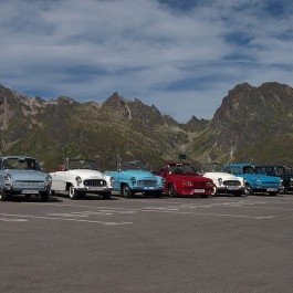 Alpenfahrt 2011