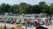 Oldtimer festival Slavkov 2011