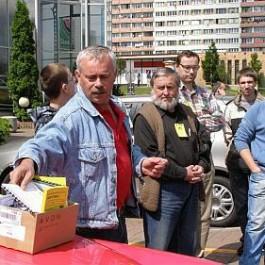 VIII. Classic Škoda Weekend 2