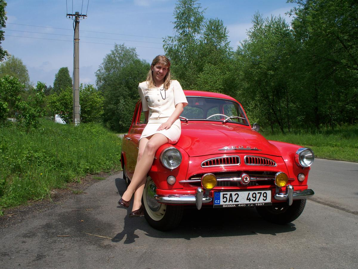 IX. Classic Škoda Weekend