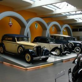 August Horch muzeum Zwickau