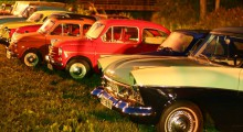 VI. Classic Car Weekend