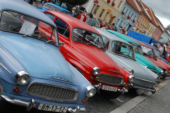 VIII. Classic Car Weekend