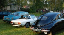 XI. Classic Car Weekend