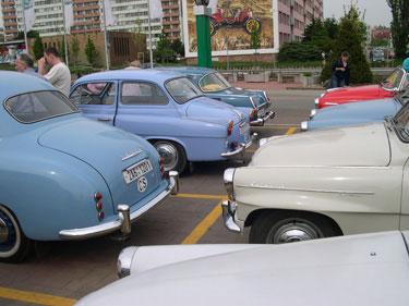 IV. Classic Škoda Weekend