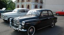VIII. Classic Škoda Weekend