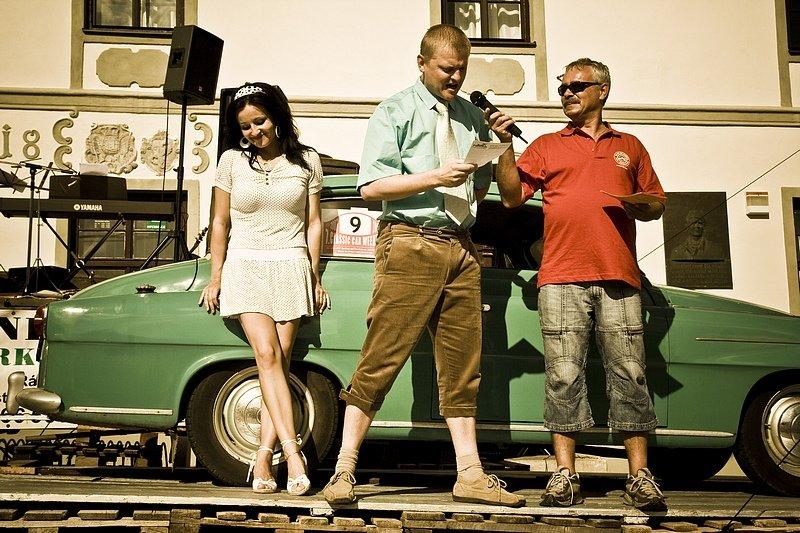 VII. Classic Car Weekend