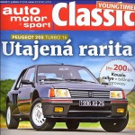 Auto motor a sport Classic Youngtimer 2/2015