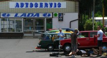 Lada Autoservis AMK SHD Most