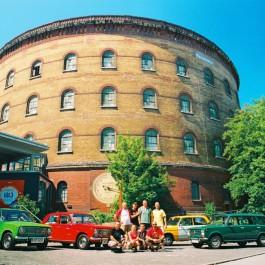 Lada Sommertreffen Jena 2015